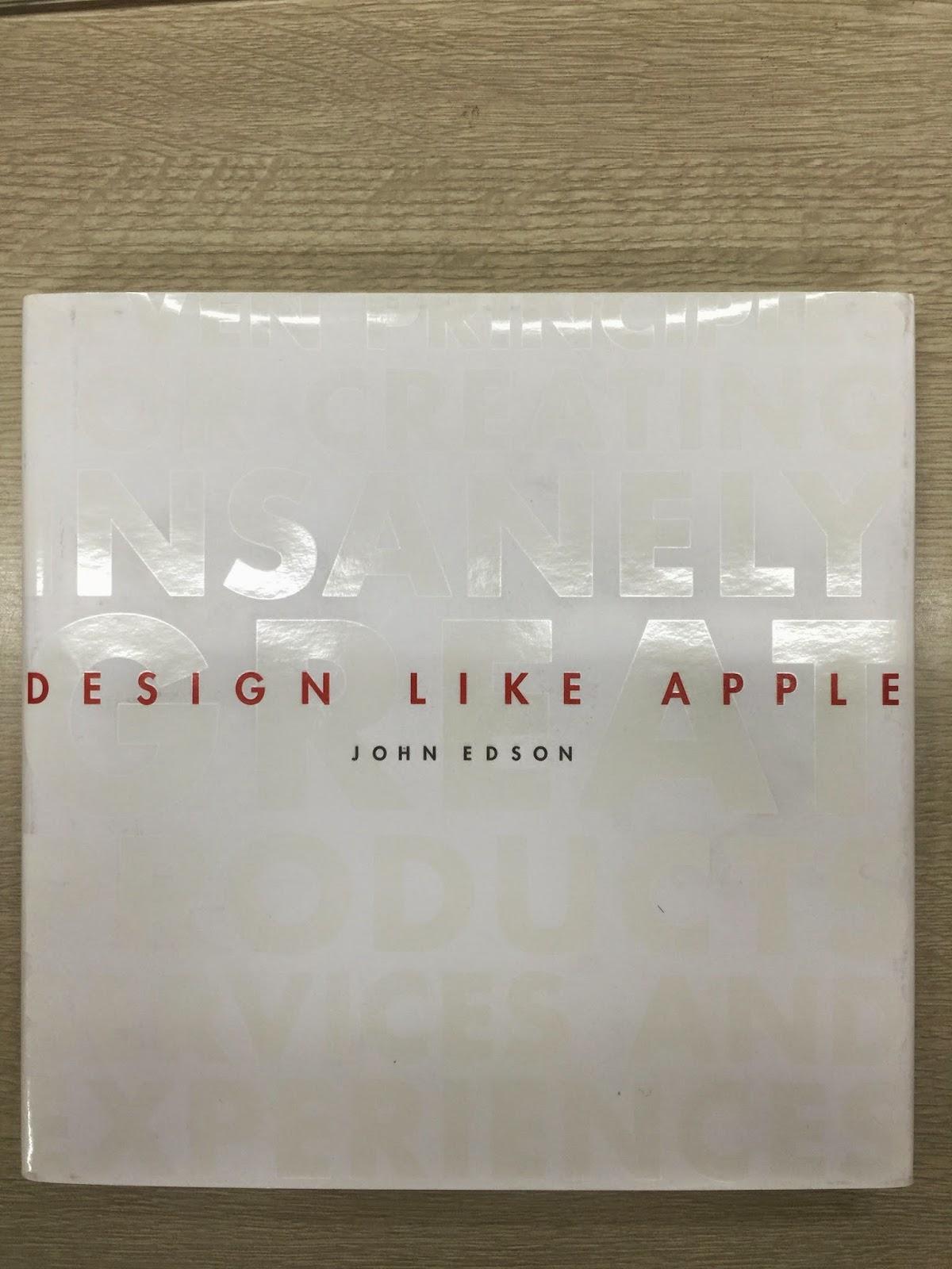 design like apple edson john