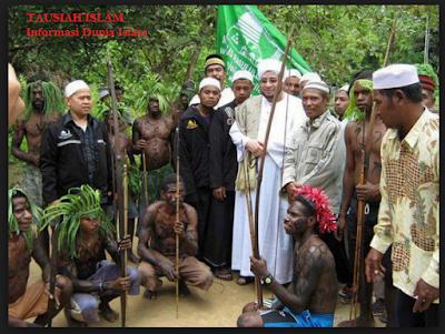 Subhanallah Pusaka Milik Kepala Suku Papua Berumur Ratusan Tahun Ternyata Al-Quran
