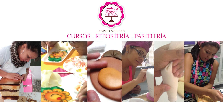 Cursos y talleres de Repostería en Caracas