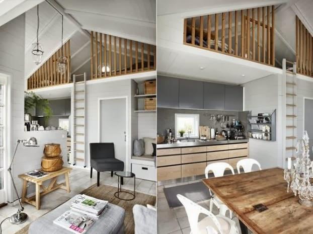 Planos low cost peque o apartamento muy aprovechado for Apartamentos muy pequenos