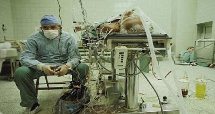 طبيب قام بشىء لا يتحمله أى أنسان على وجه الأرض