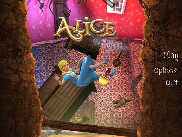 Alice - Behind the Mirror PT-BR Portable