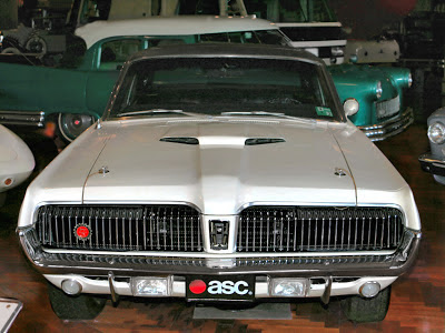 Mercury Cougar 390 with Power Sunroof