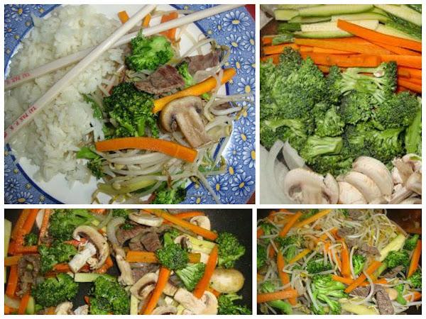 Wok de verduras cocinar en casa es for Wok cuatro cocinas granollers