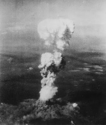 Little Boy Nuclear bomb - Hiroshima