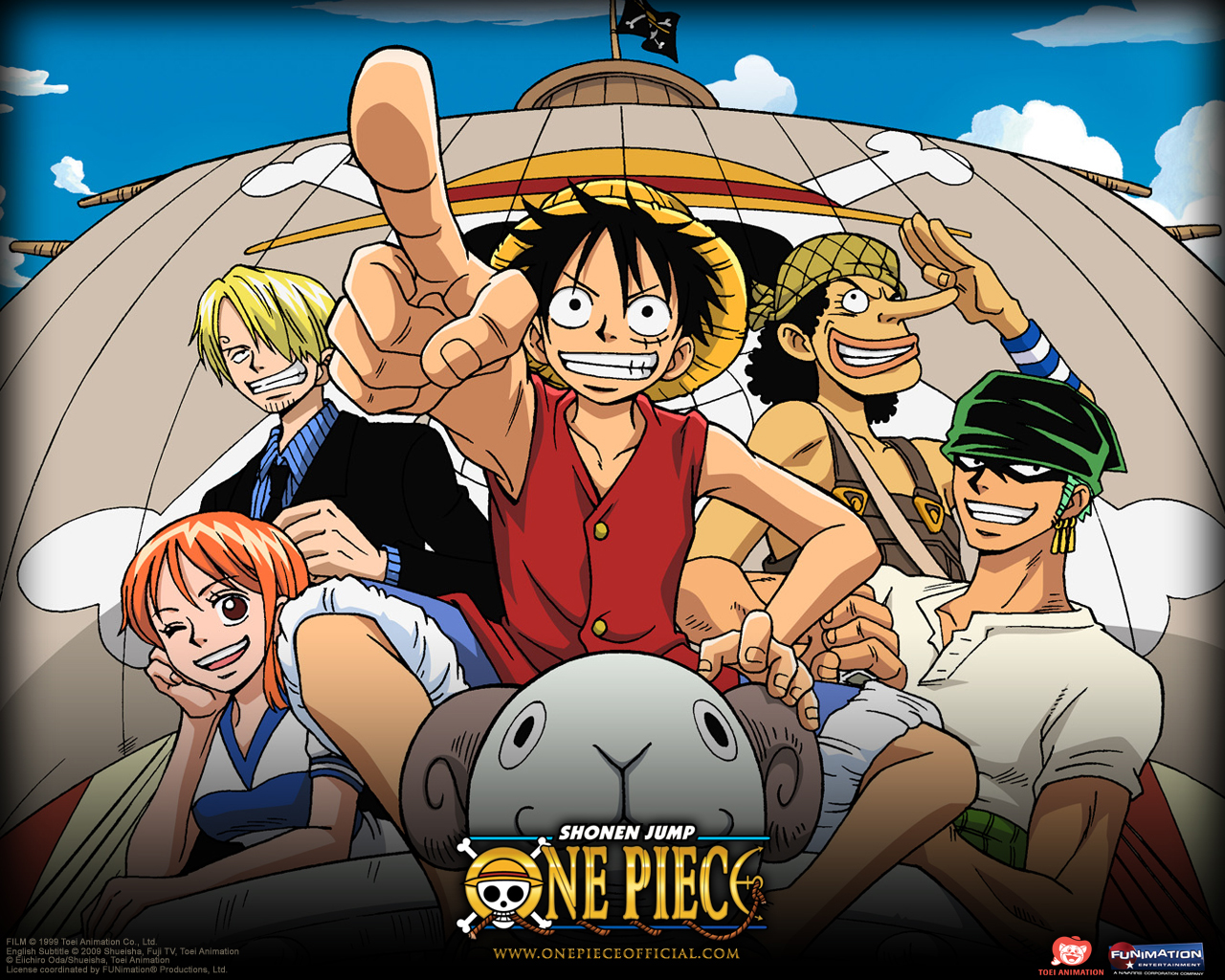 Download one piece episode 300 400 sub indo