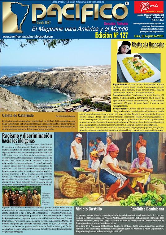 Revista Pacífico Nº127 Turismo
