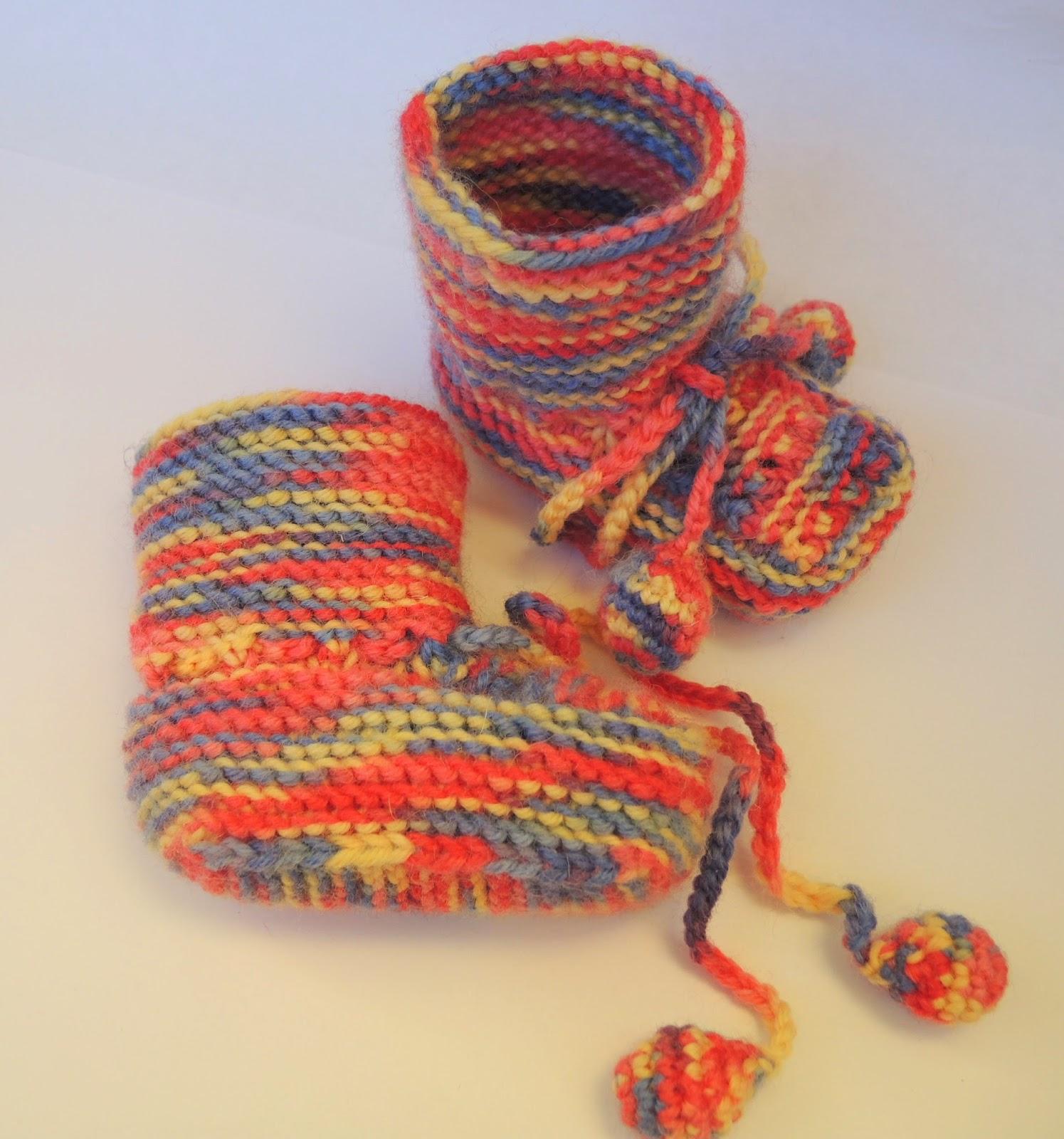 ботинки, пинеточки, для малышей, подарки, вязание, вязание спицами