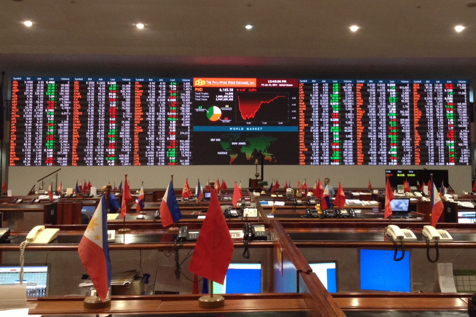Stock options trading philippines