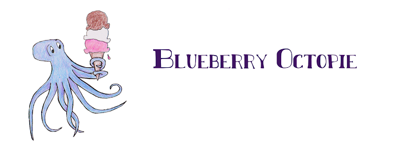 Blueberry Octopie