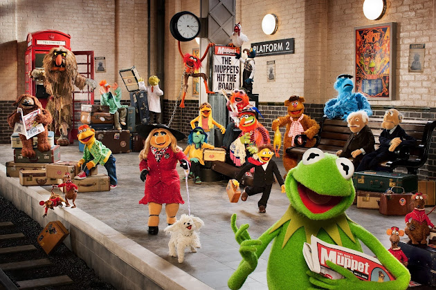 Pemain Muppets Most Wanted