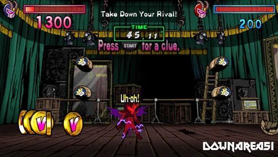 Viewtiful Joe Red Hot Rumble PSP Game