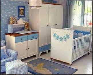dekorasi kamar tidur aman untuk bayi | dekorasi dan desain