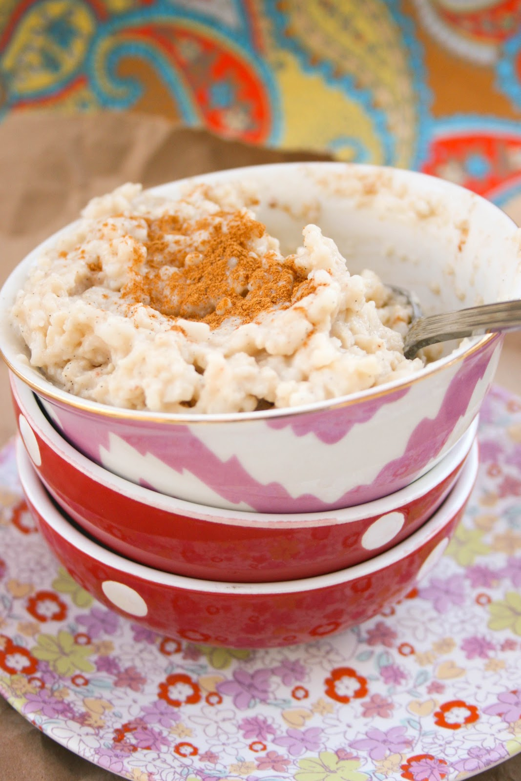 Coconut Milk Rice Pudding (she: Krissy) - Or so she says...