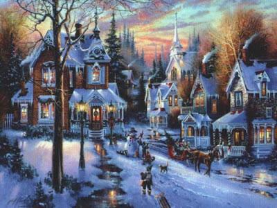 Paisajes Hermosos Navidad