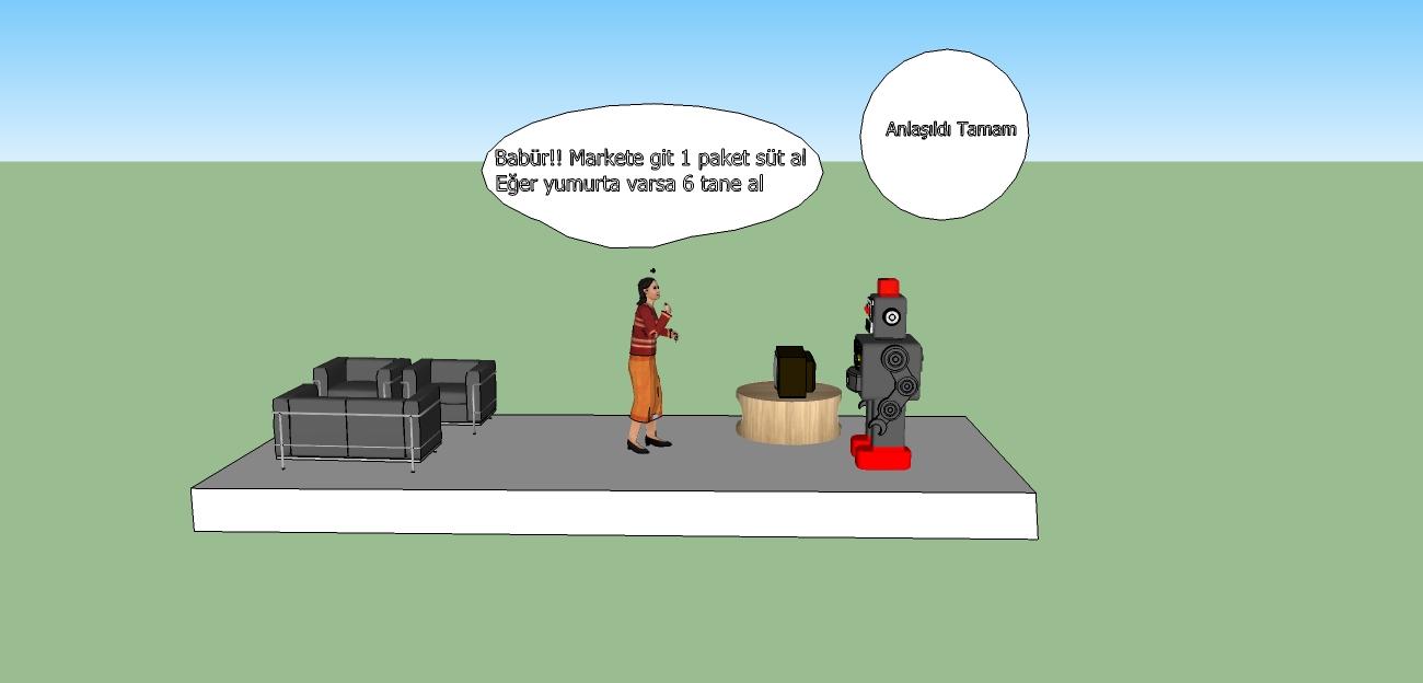 Eğitici Karikatür Oluşturma