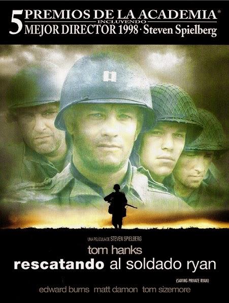 Rescatando al Soldado Ryan [1998] [NTSC/DVDR] Ingles, Español Latino