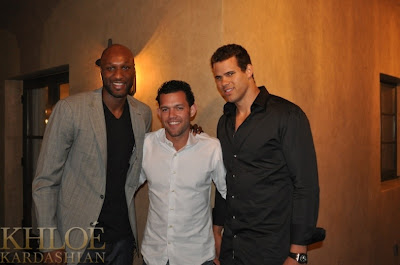 Kim Kardashian And Kris Humphries Engagement Party Photos !