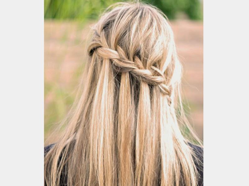 Gaya Rambut Kepang