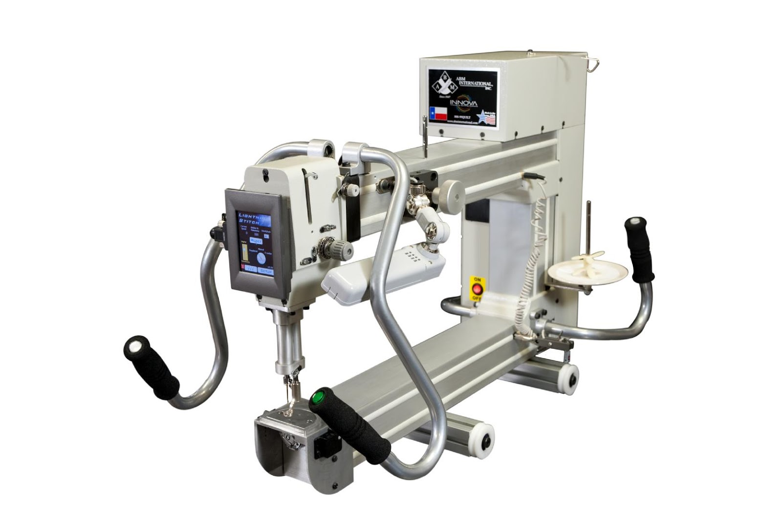 innova quilting machine used