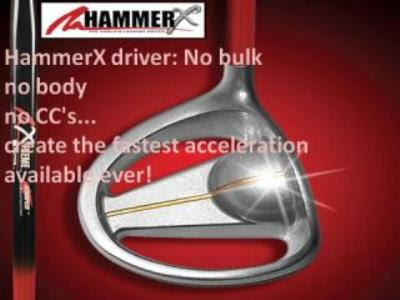 Hammer-X Driver