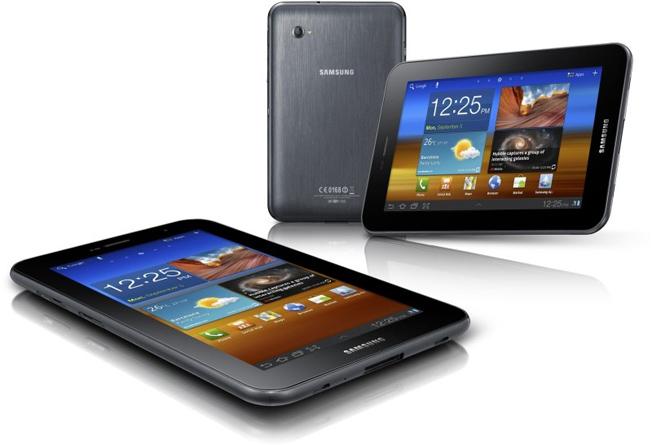 Samsung Planning To Tweak Galaxy Tab 7.0N
