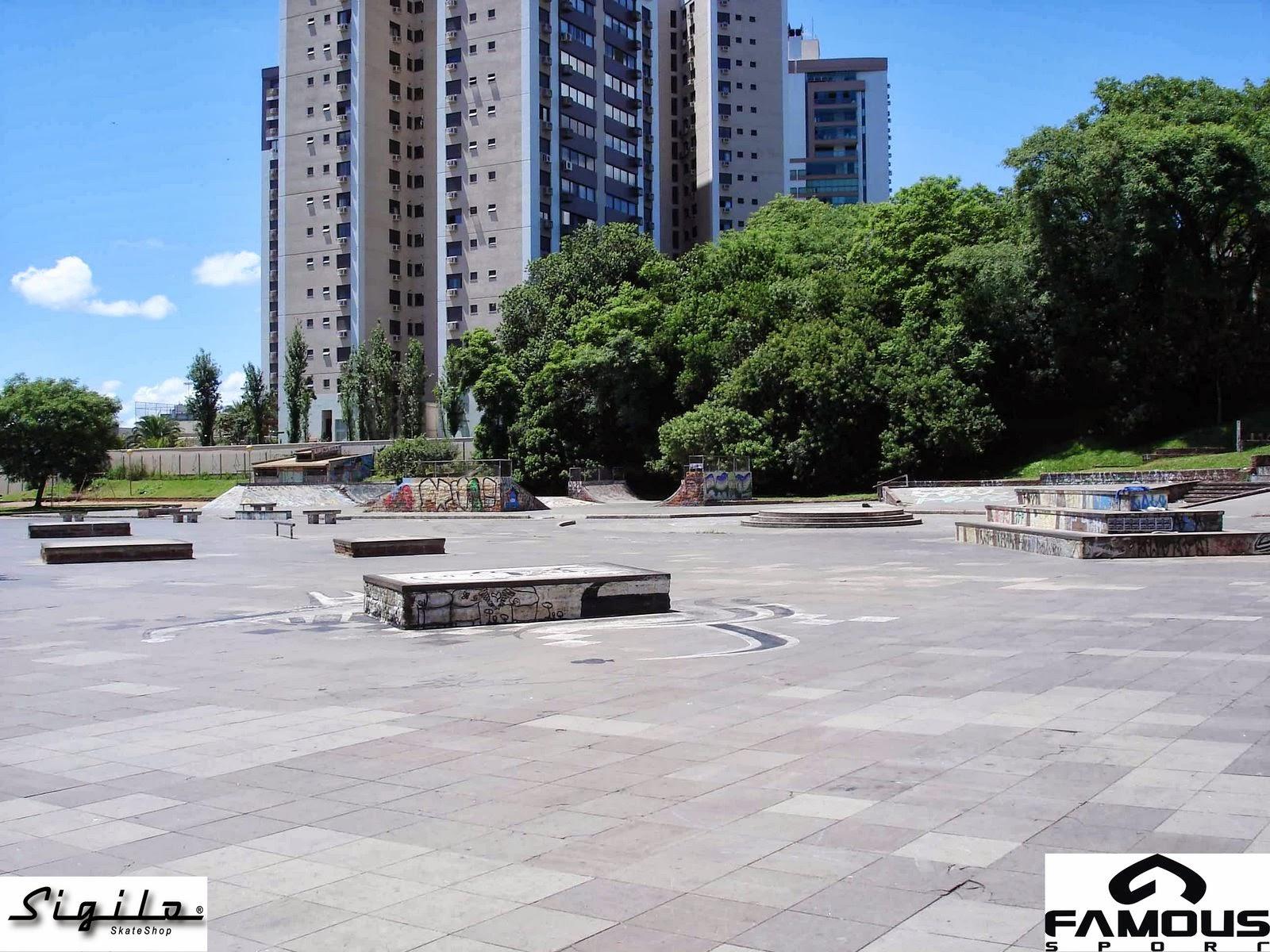 House Skateboard As Melhores Skate Parks Do Brasil