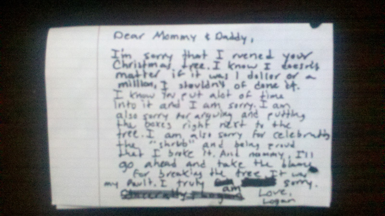 """Robert The Doll Moving Caught On Tape It says: """"dear mommy and daddy"""