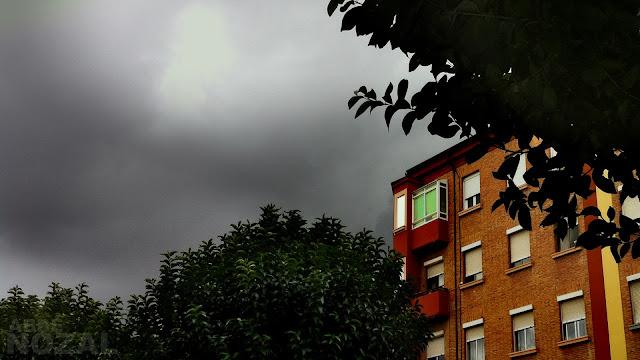 Tormenta de la ventana verde, 2015 Abbé Nozal