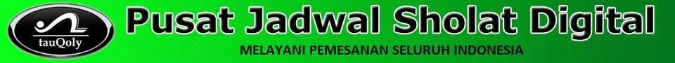 PUSAT JADWAL SHOLAT DIGITAL