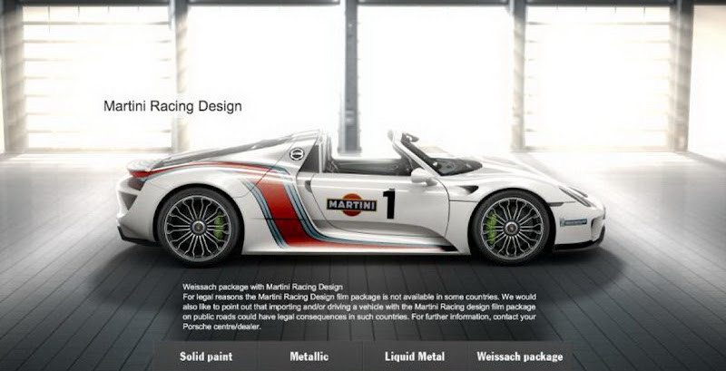 art 4 logic leaked porsche 918 spyder brochure. Black Bedroom Furniture Sets. Home Design Ideas