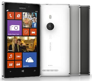 Nokia Lumia 925 HP Tercanggih dan Terbaru 2013