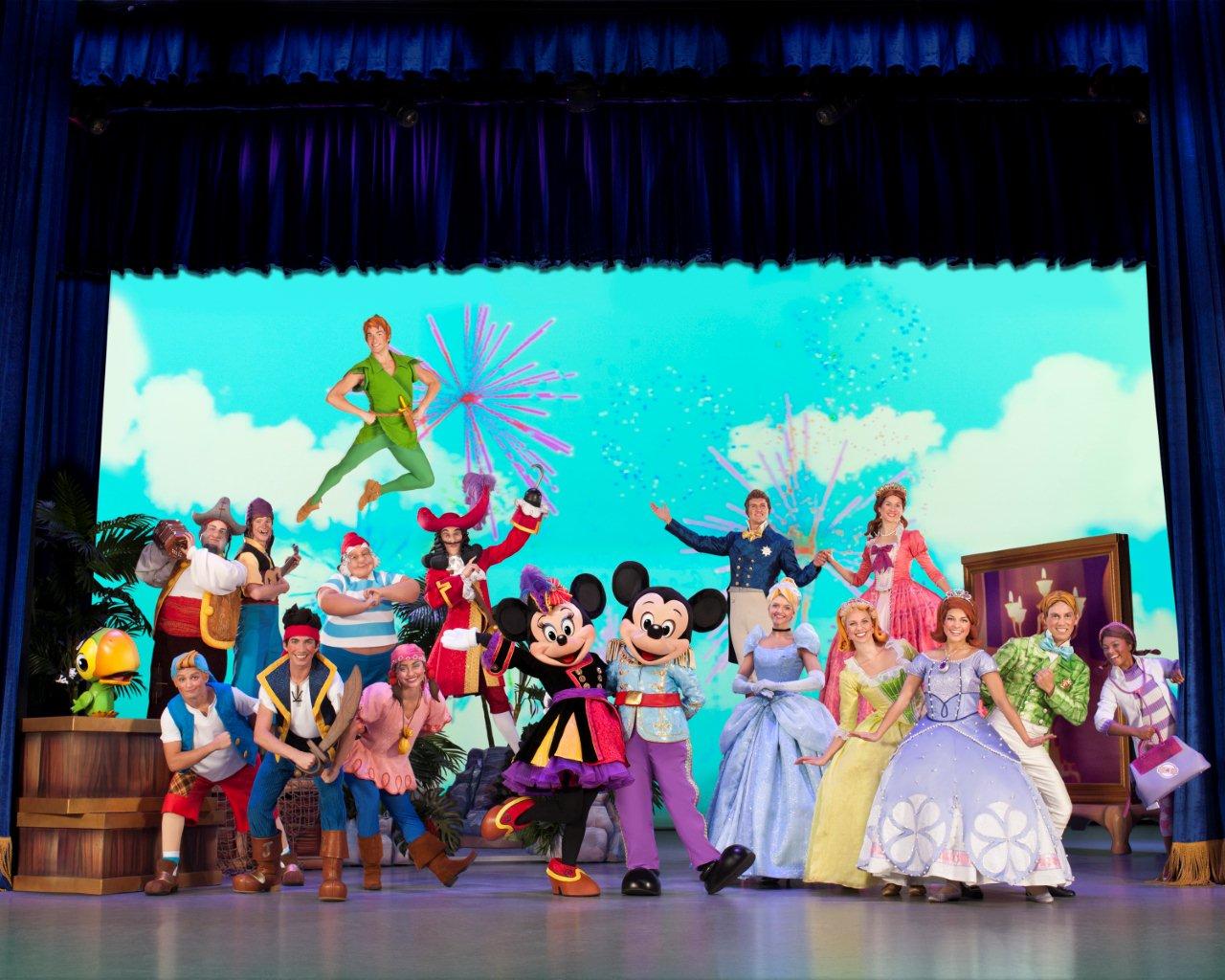 Disney Live Pirate And Princess Tour