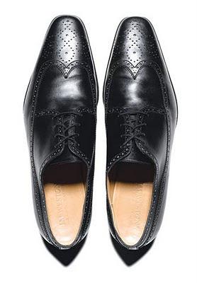 елегантни обувки за мускулести мъже