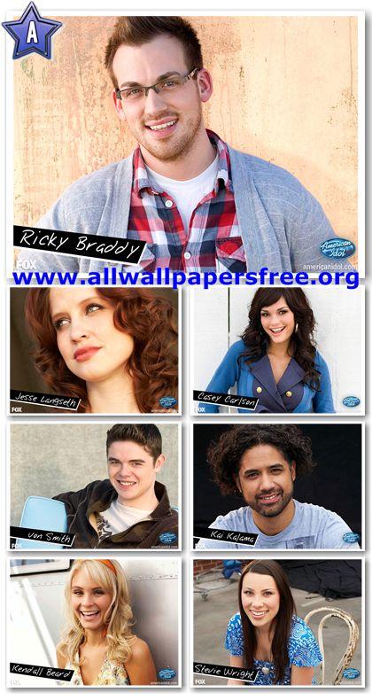 60 American Idol Season 8 Wallpapers 1600 X 1200