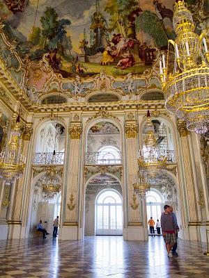 Gran Sala del Palacio de Nymphenburg