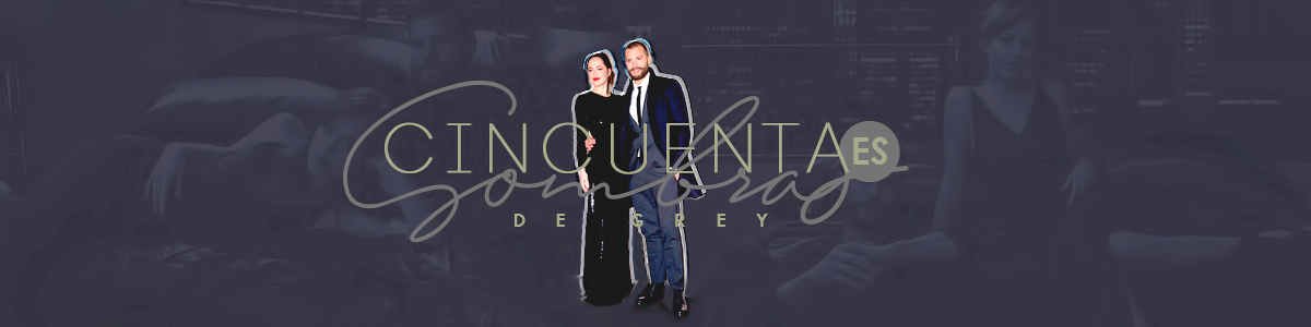 CINCUENTA SOMBRAS DE GREY BLOG FANS