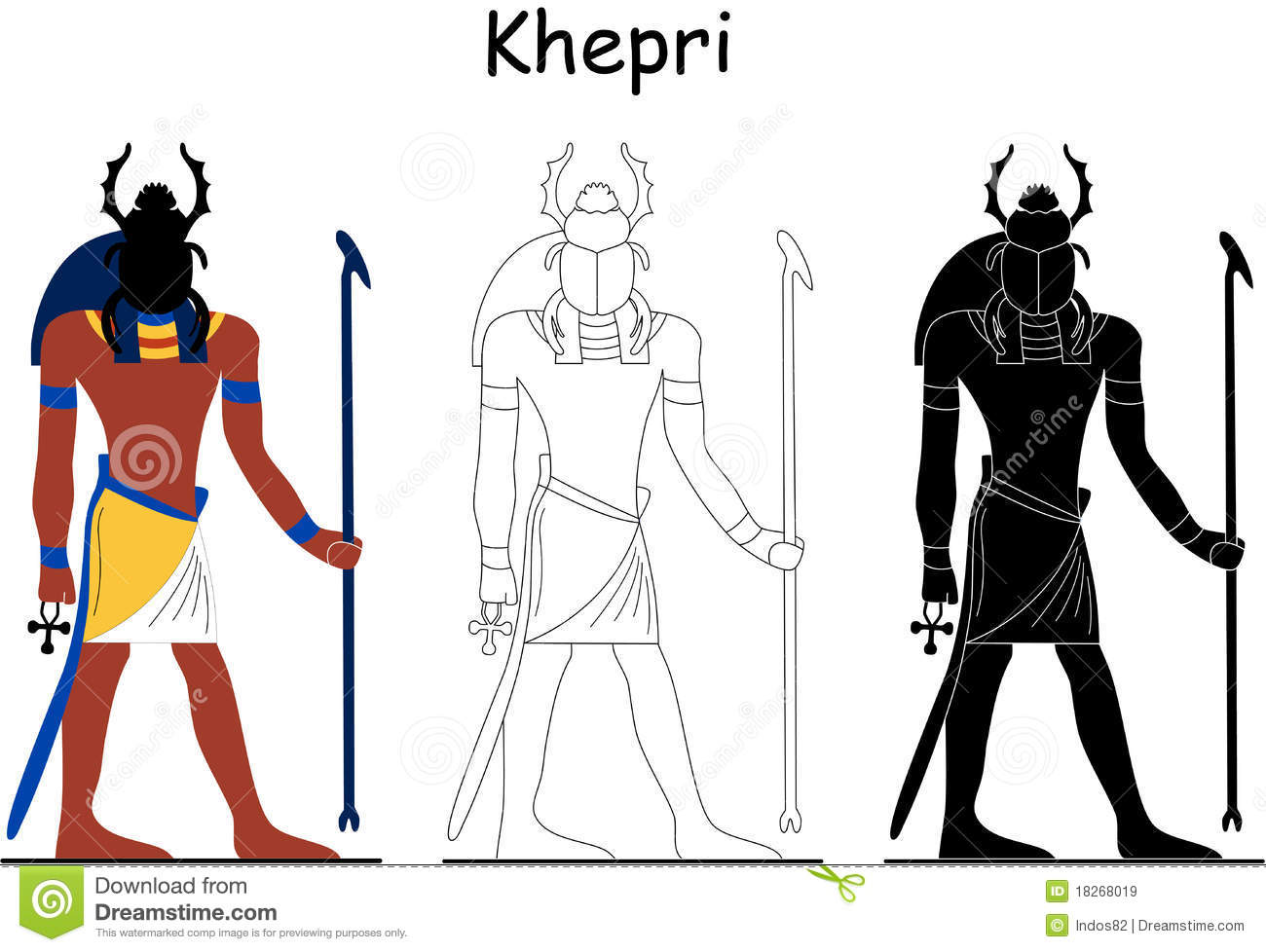 essay about egyptian gods