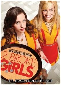 2 Broke Girls 1 Temporada Torrent HDTV