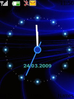 animated clock wallpaper for mobile wallpaper animated