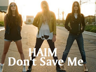 HAIM - Don't Save Me Lyrics