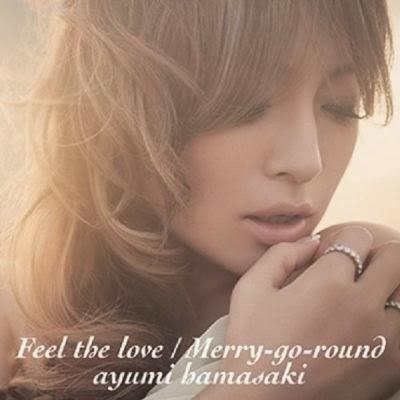 Lirik Ayumi hamasaki feel the love