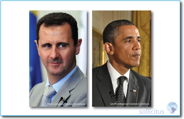 Assad,Obama,Syria,Chemical Weapons