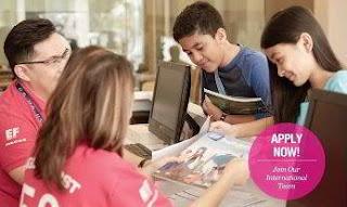 Lowongan Kerja English First Makassar