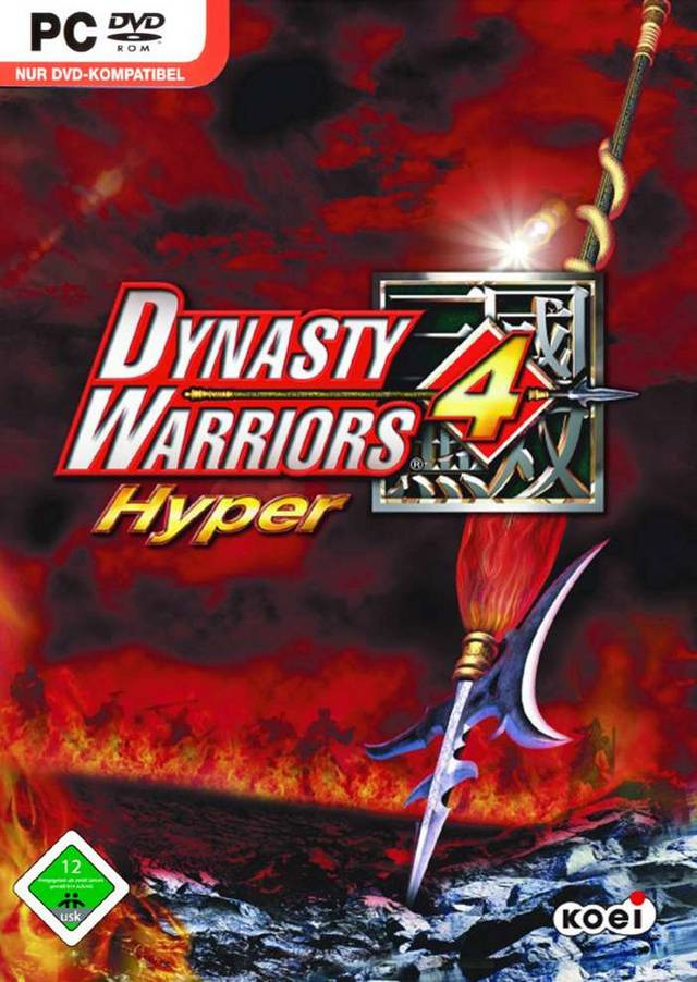 dynasty warriors 4 hyper koei download
