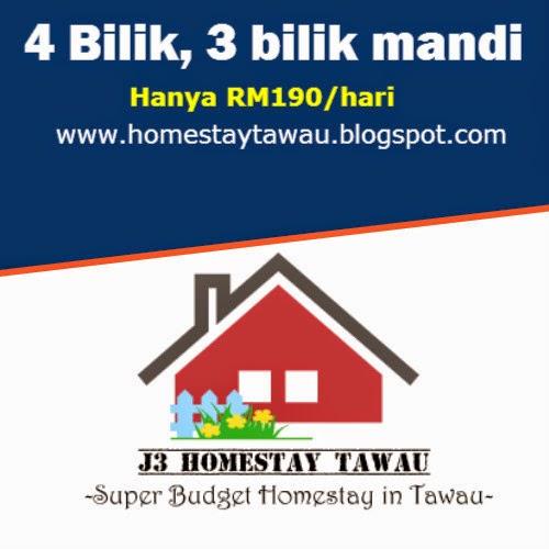 Homestay Tawau Super Budget