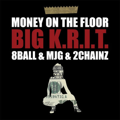 Big K.R.I.T - Money On The Floor