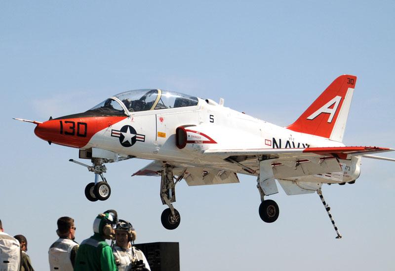 T-45 Goshawk Naval Jet Trainer