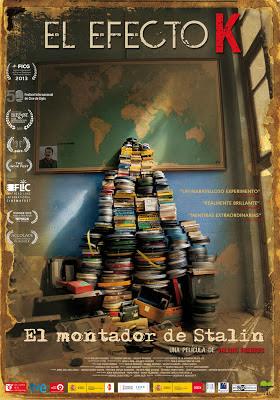 el efecto k cine cartel documental stalin valenti figueres