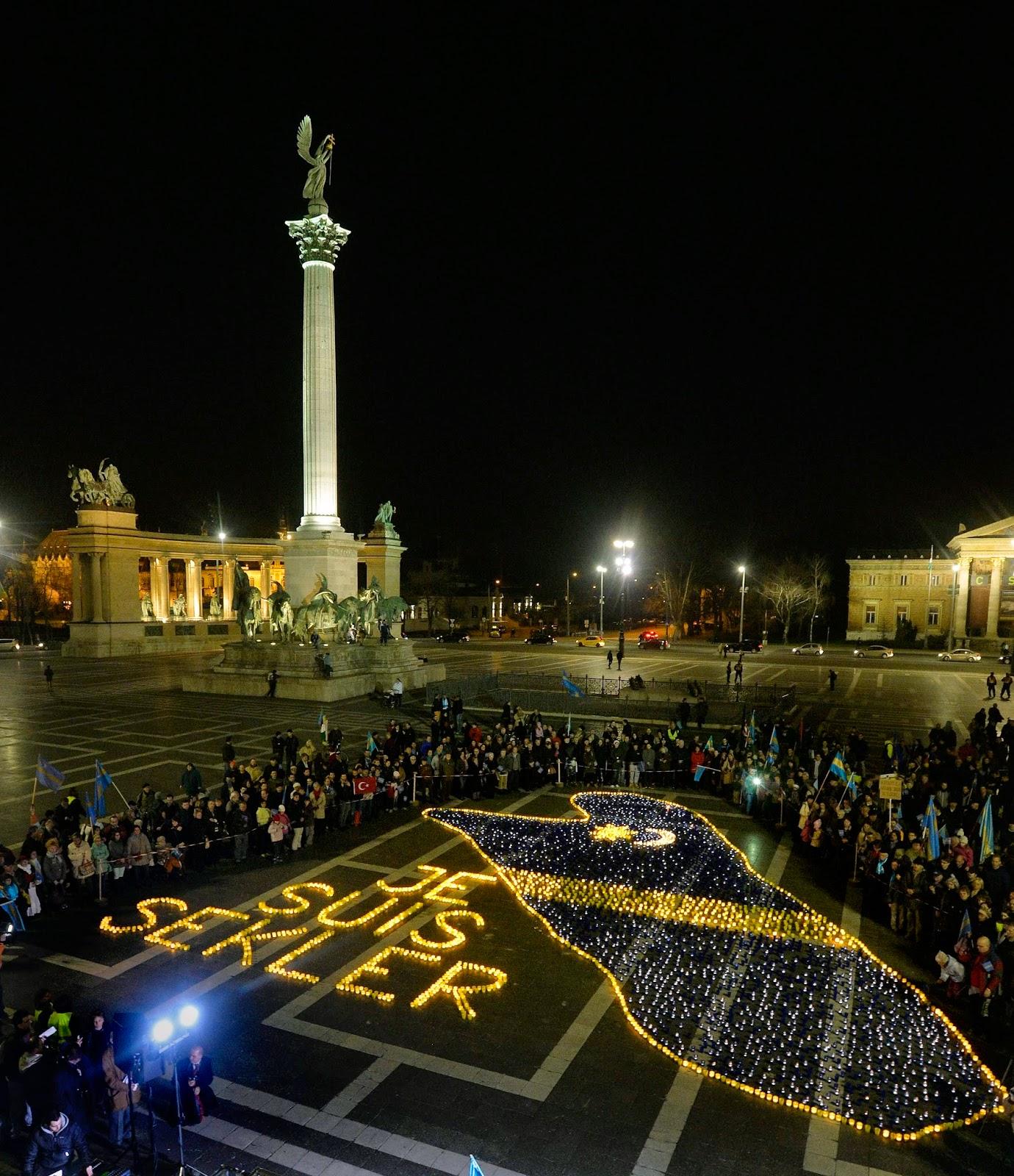 Budapest, Magyarország, magyarság, megemlékezés, Székely Szabadság Napja, székely vértanúk, Székelyföldért Társaság,